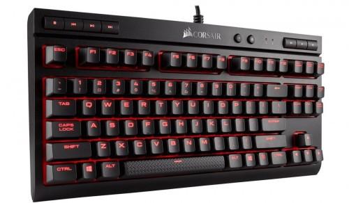 Promocja na Corsair Gaming K63 MX Red