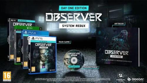 Observer System Redux Edycja Day One