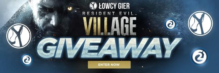 Resident Evil Village giveaway