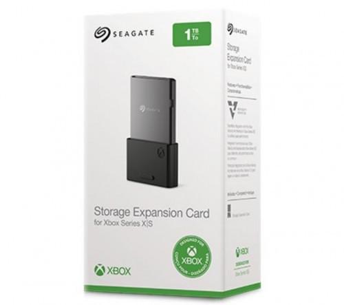 Seagate Karta rozszerzeń Storage Expansion Card do konsoli Xbox Series X/S 1TB
