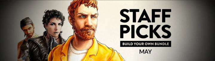 Promocja na Staff Picks Build your own Bundle May 2021