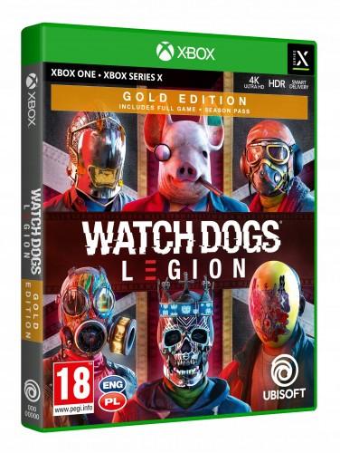 Promocja na Watch Dogs Legion Gold Edition