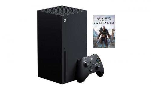 Xbox Series X + Gra Assassin's Creed Valhalla