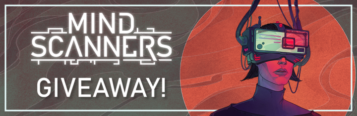 Giveaway Mind Scanners
