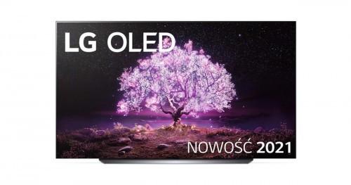 Promocja na telewizor LG OLED C11