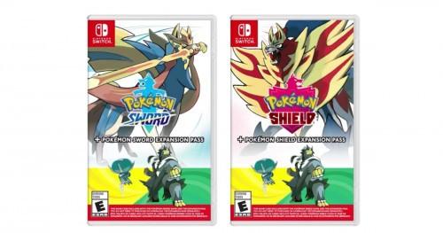 Promocja na Pokemon Sword & Expansion Pass