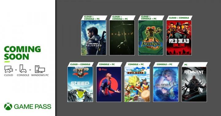 Oferta Xbox Game Pass maj 2021