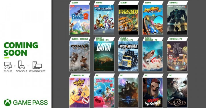 Oferta Xbox Game Pass w drugiej połowie maja 2021