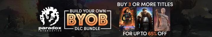 Build Your Own Paradox DLC Bundle