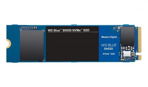 Promocja na Dysk WD Blue SN550 500GB SSD