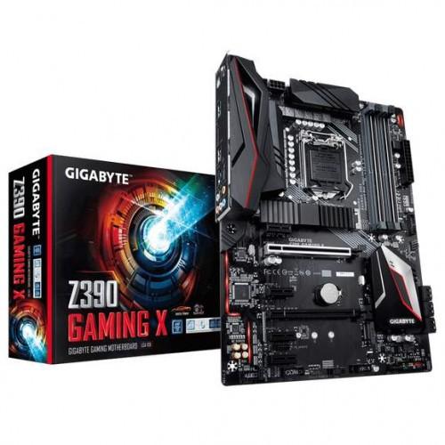 Promocja na Gigabyte Z390 GAMING X