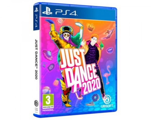 Promocja na Just Dance 2020