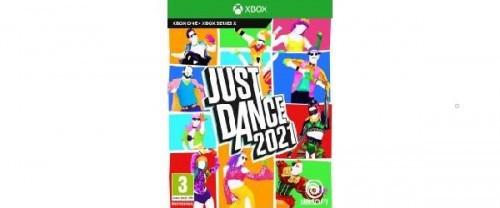 Promocja na Just Dance 2021
