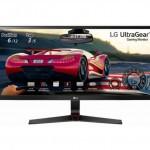 Promocja na LED LG UltraGear 34UM69G-B