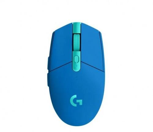 Promocja na Logitech G305 (niebieska)