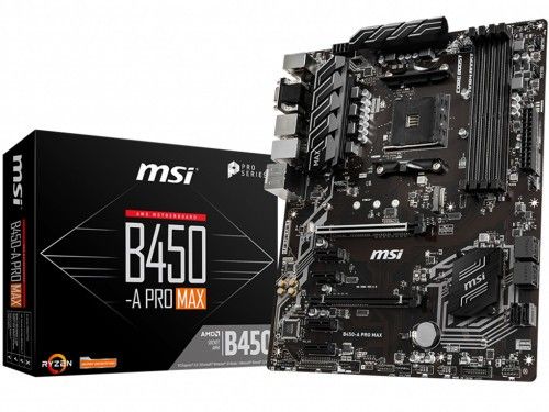 Promocja na MSI B450-A PRO MAX