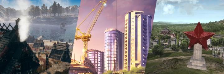 Gry city builder gry budowanie miasta