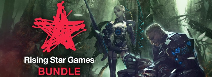 Promocja na Rising Star Games Bundle