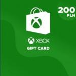 Promocja na Xbox Live Gift Card 200 PLN