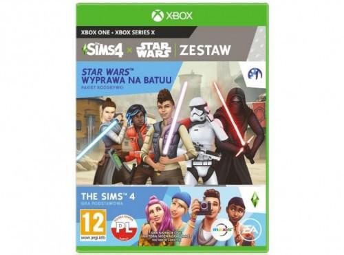 Zestaw The Sims 4 + Star Wars Wyprawa Na Batuu