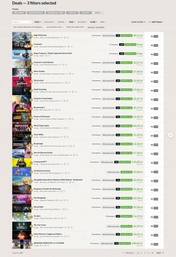 Epic Games Store - historycznie najniższa cena