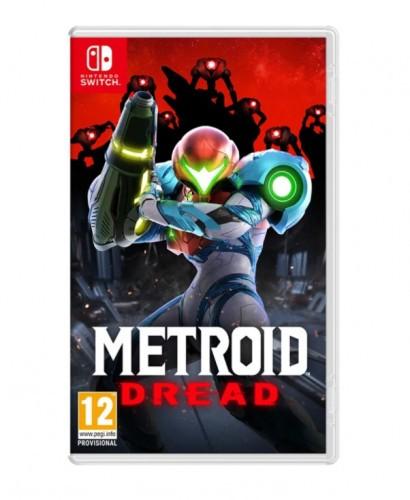 Promocja na Metroid Dread