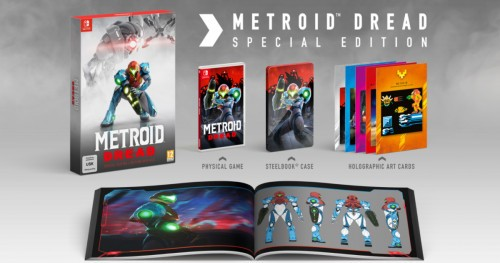 Promocja na Metroid Dread Special Edition