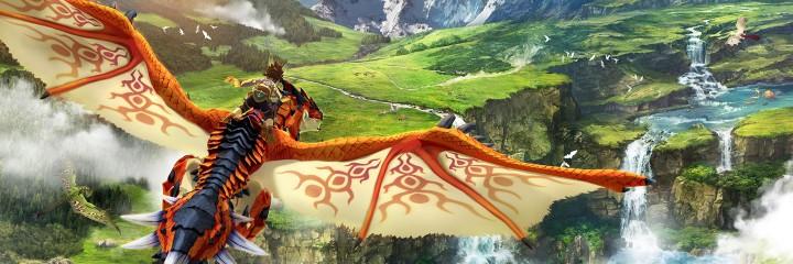 Monster Hunter Stories 2: Wings of Ruin - duży
