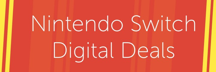 Digital Deals 2021 w Nintendo eShop