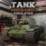 Promocja na Tank Mechanic Simulator