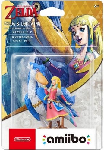 Promocja na Amiibo Zelda & Loftwing