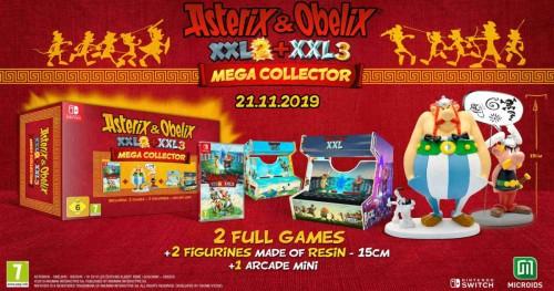 Asterix & Obelix XXL2 & XXL3 - Mega Collector's Edition