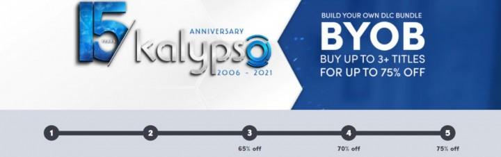 Promocja na Kalypso Build Your Own Bundle