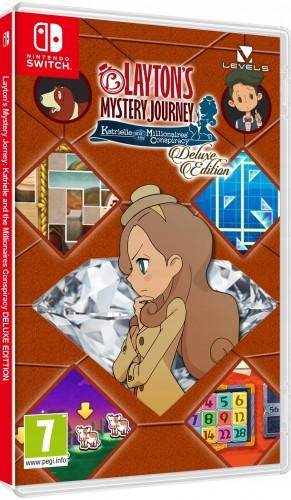 Promocja na Layton's Mystery Journey