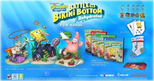 Promocja na Spongebob_FUN Edition