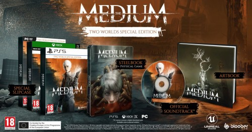 Promocja na The-Medium-Two-Worlds-Special-Edition