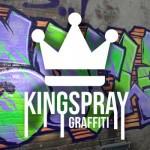 Promocja na Kingspray Graffiti