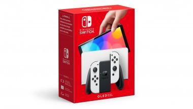 Pre-order Nintendo Switch OLED model