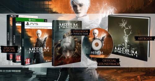 Zawartość The Medium: Two Worlds Special Edition