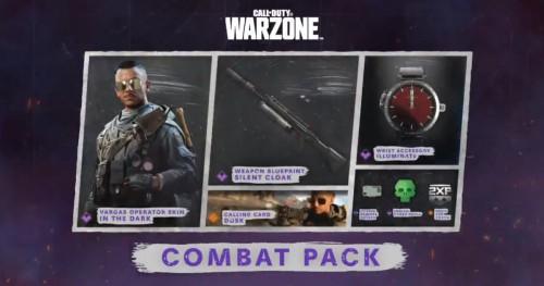 Promocja na Call of Duty: Black Ops Cold War - Pakiet Bojowy (W ciemności)
