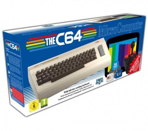 Promocja na Commodore The C64 MicroComputer