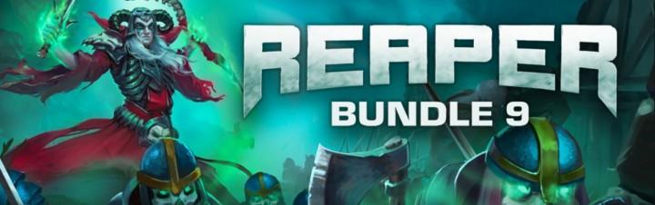 Promocja na Fanatical Reaper Bundle 9