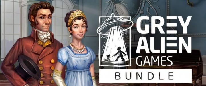 Promocja na Grey Aliens Games Fanatical