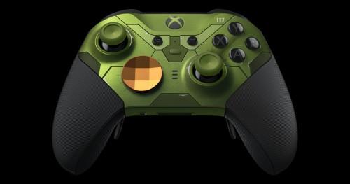 Promocja na Kontroler bezprzewodowy Xbox Elite Series 2 — Halo Infinite Limited Edition