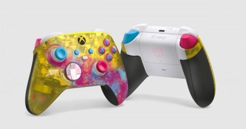 Kontroler bezprzewodowy Xbox w limitowanej edycji Forza Horizon 5