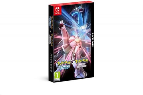 Promocja na Pokemon Dual Pack