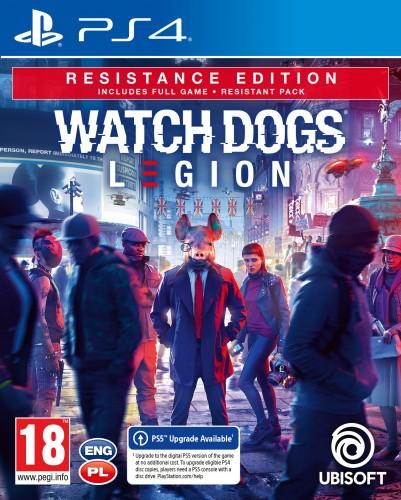 Promocja na Watch Dogs Legion
