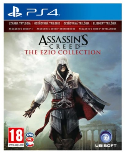 Promocja na Assassins Creed The Ezio Collection