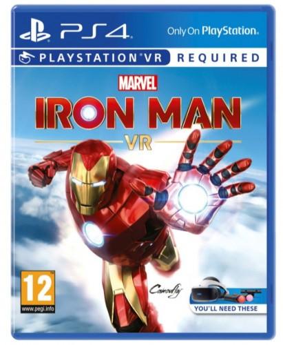 Promocja na Marvel's Iron Man VR