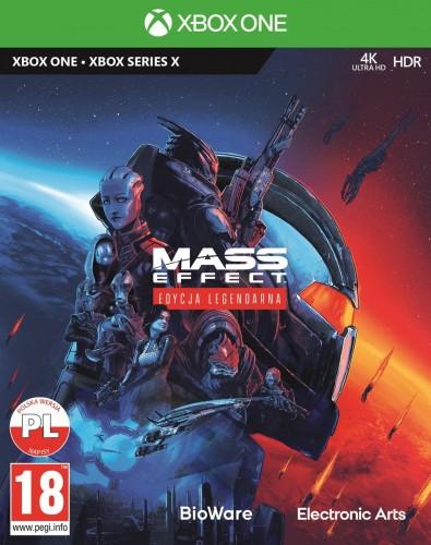 Promocja na Mass Effect Edycja Legendarna